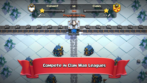 Clash of Clans 13.180.16 screenshots 2